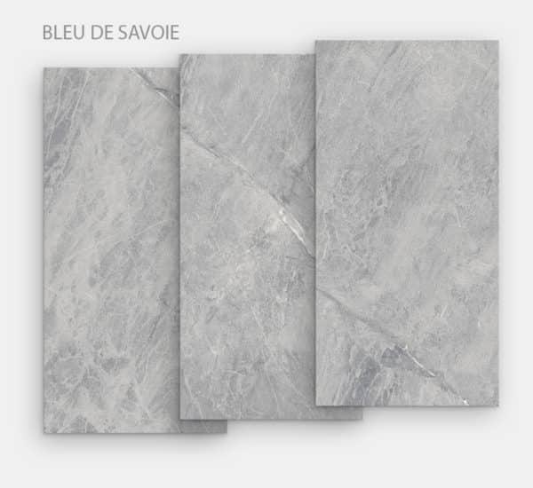 """Céramique """"Bleu de Savoie"""" pour table repas de salle à manger ou d'extérieur"""
