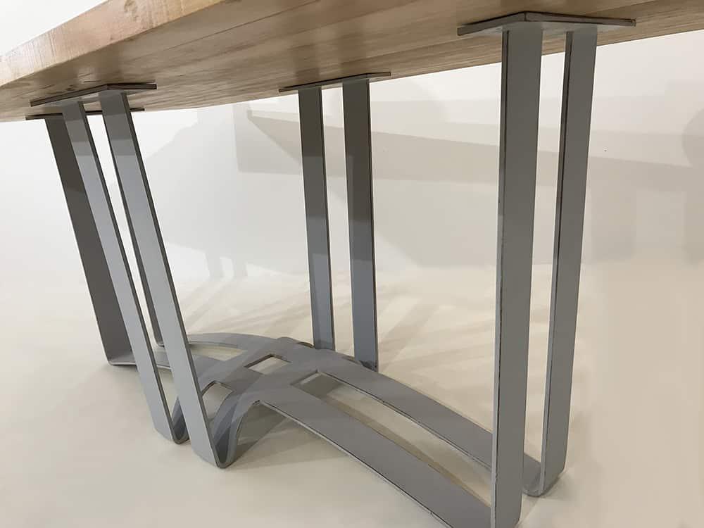 table à manger bois massif, sur-mesure ou personnalisable