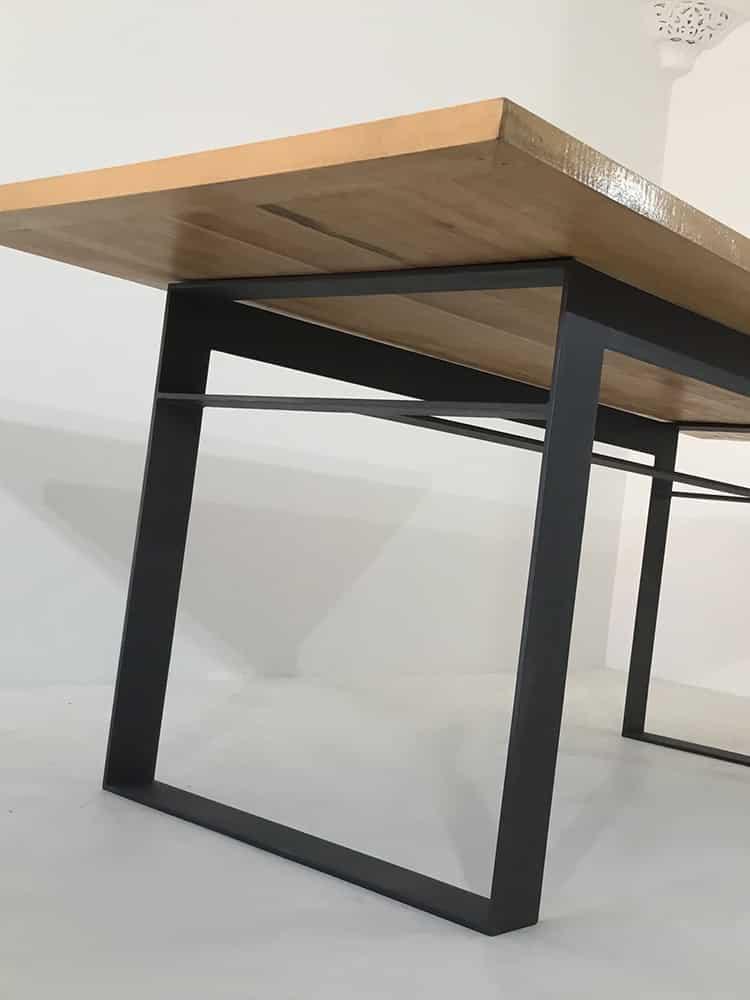 Table de designer, originale, sur-mesure