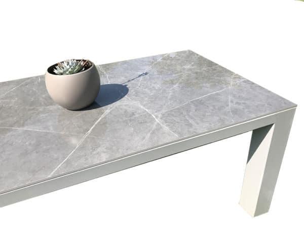 Plateau en céramique extensible